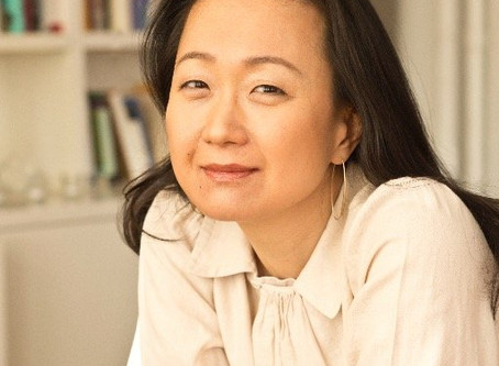 AN INTERVIEW WITH AUTHOR MIN JIN LEE