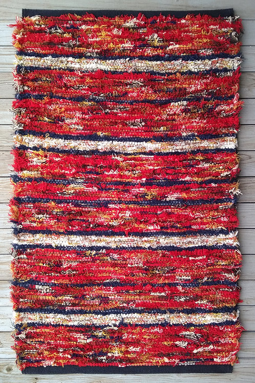 "Handwoven Rug 30"" wide"