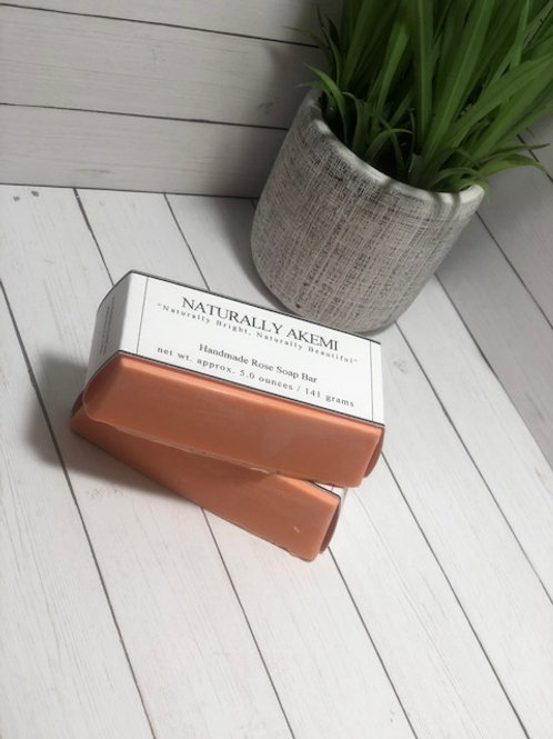 Shea Butter Soap (Rose)