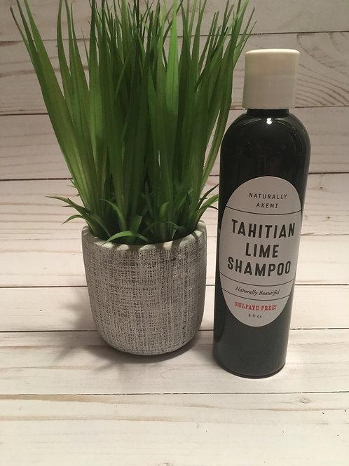 Tahitian Lime Shampoo