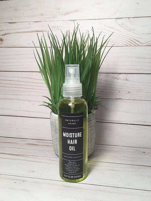 Moisture Hair Oil
