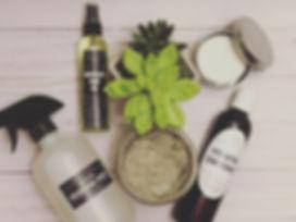 Naturally Akemi products