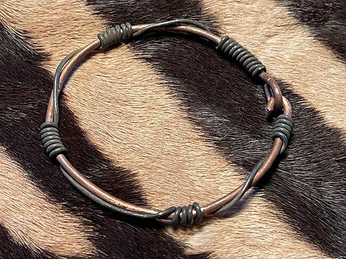 African Snare Bracelet - Men