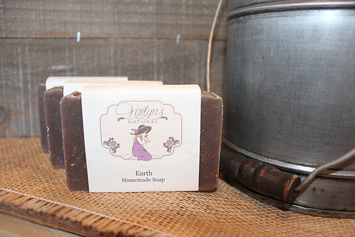 Earth Goat Milk Soap