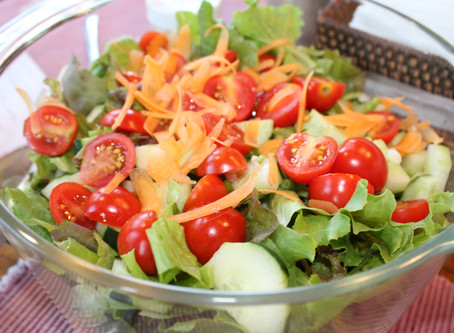 Lettuce: Nutrition and Taste