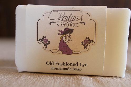 Old Fashioned Lye