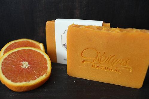 Sweet Orange Goat Milk Soap