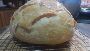 Homemade Bread In 10 Minutes!