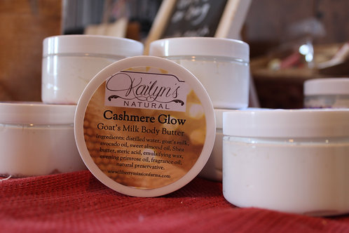 Cashmere Glow Goat Milk Body Butter