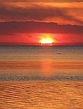 Sun Set Over Sea  .jpg
