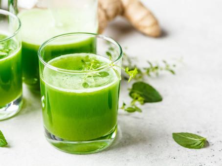 Juice Detox Benefits & At Home Juice Detox Recipes