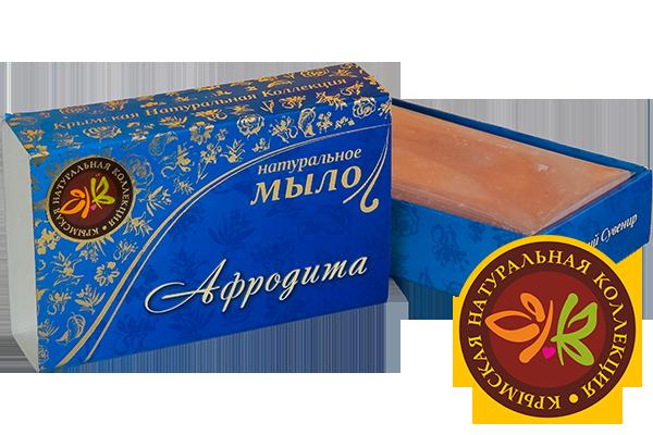 Крымское натуральное мыло Афродита