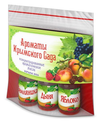 Набор ароматических эфирных масел «Крымский букет»