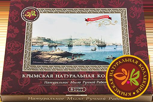 Набор сувенирный с мылом Севастополь