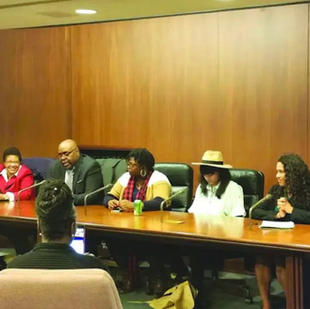 Announcement from United Black Legislative Agenda