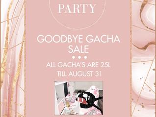 Pity Party Gacha Sale