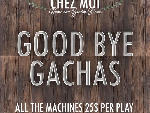 Chez Moi Gacha Sale