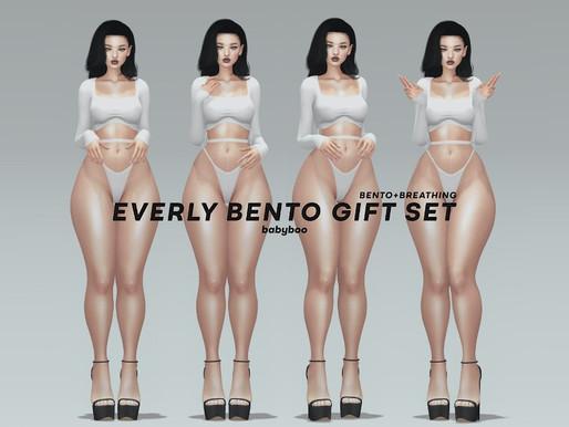 Babyboo Everly Bento Gift Set