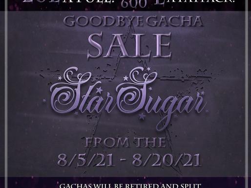 Star Sugar Gacha Sale