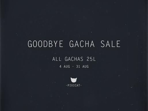 Pixicat Gacha Sale