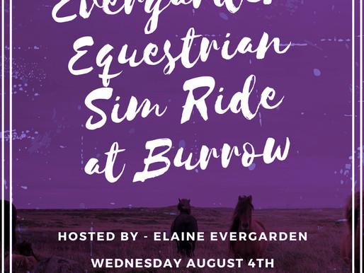 Evergarden Equestrian Sim Ride