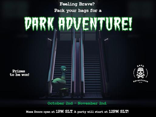 Dark Adventure Maze