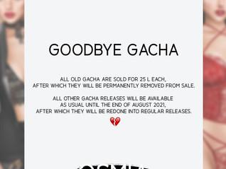 Osmia Gacha Sale