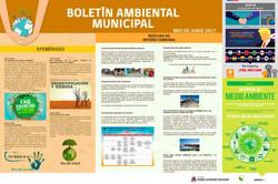 Boletín Ambiental Junio