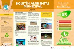 Boletín Ambiental Mayo