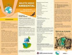 Boletín Ambiental Abril