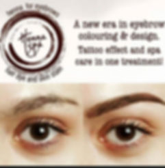 Introducing the first of our new Eyebrow