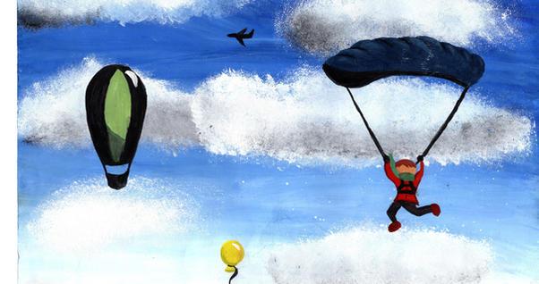 """""""Tur. Tur augšā debesīs!"""". Maija Pinkovska, Priekules Mūzikas un mākslas skola"""