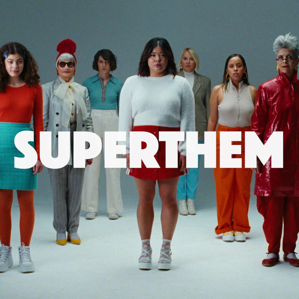 SuperShe TVC