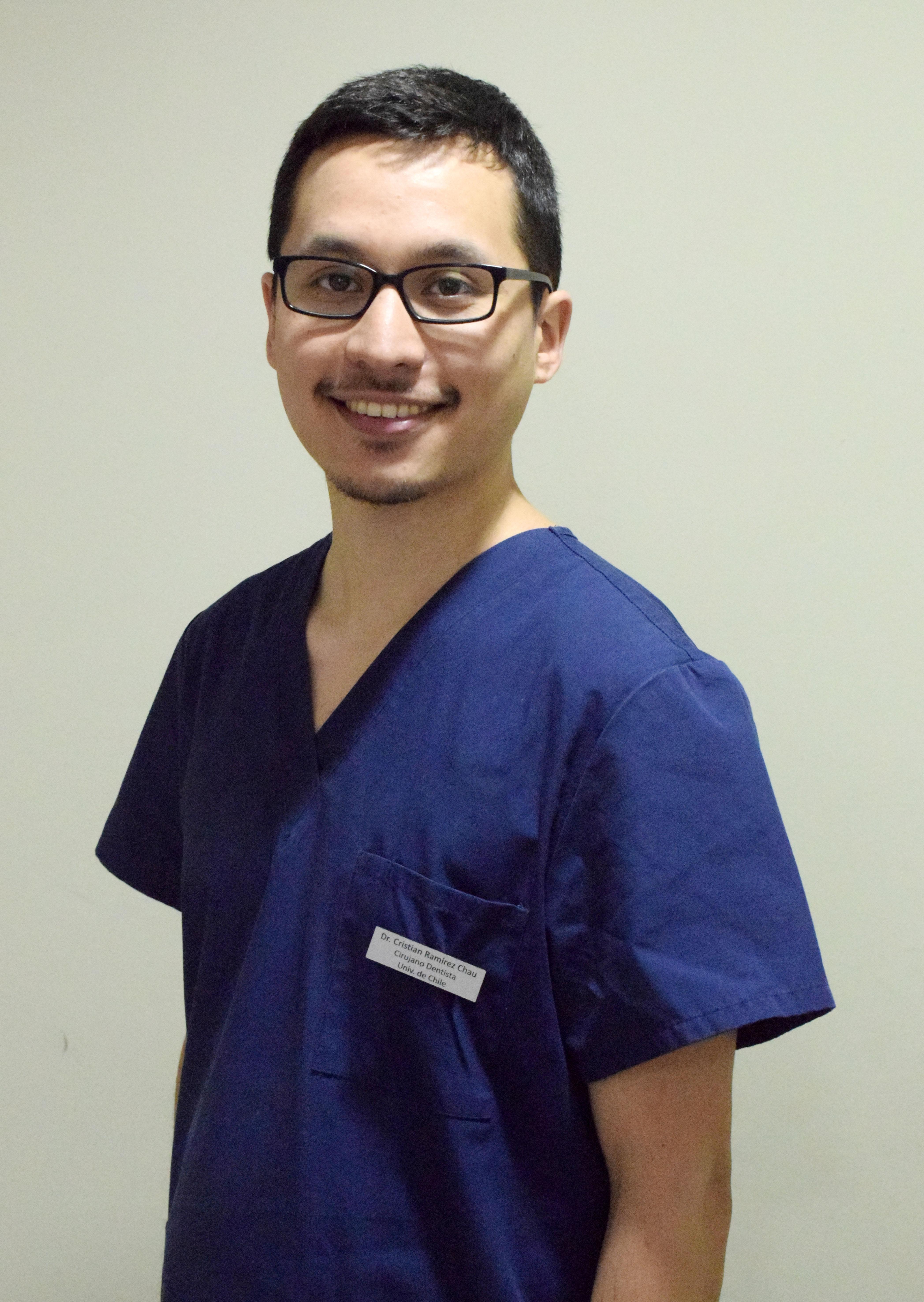 DR CRISTIAN RAMIREZ