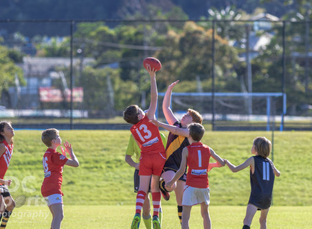 Swans shine at Barry Sheppard Oval