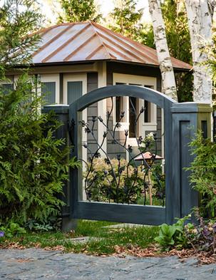 Landscape Design Feature