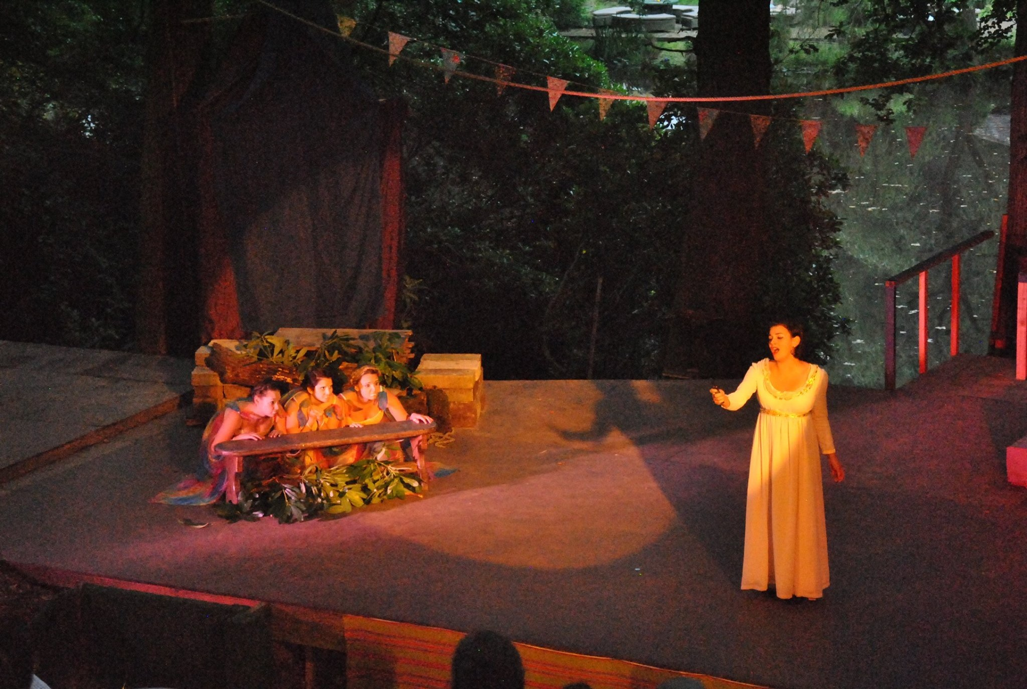 First Spirit: Woodhouse Opera