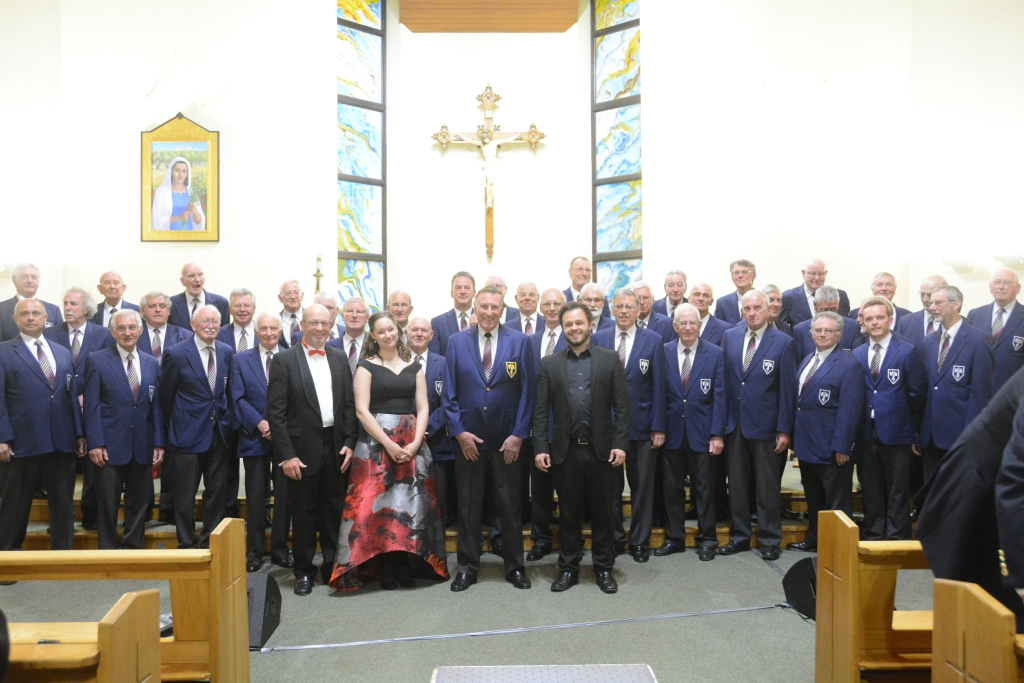 Weybridge Male Voice Choir Concert
