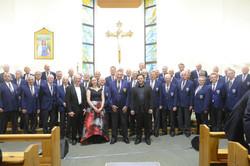 Weybridge Male Voice Choir Concert