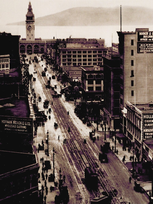 Market Street 1910