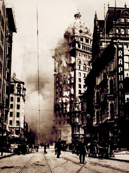 SF 1906 Fire