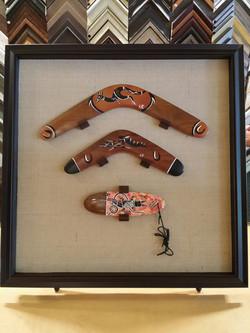 Accessible Boomerang