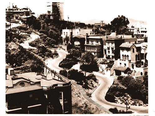 Lombard Street 1933