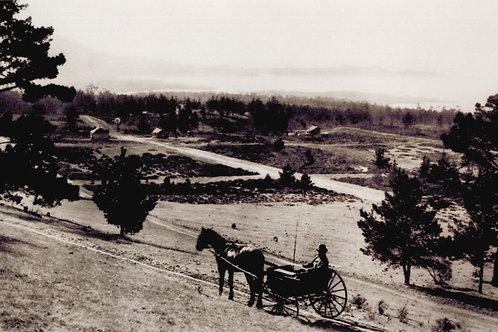 Carmel Valley circa 1890