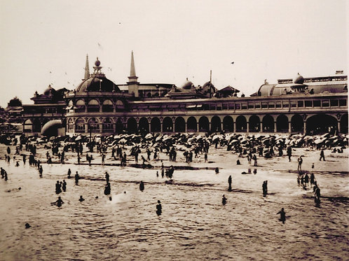 Santa Cruz circa 1920