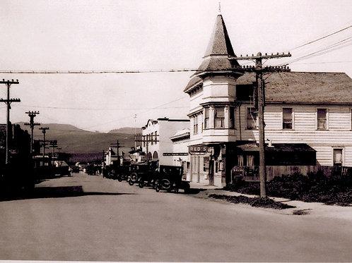 Half Moon Bay circa 1920