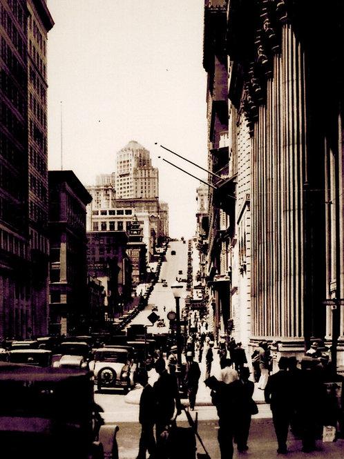 California Street 1932