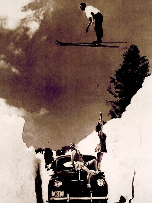 Dick Brown on Tallac 1940