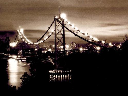 Bay Bridge 1935