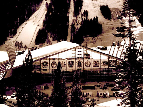 Squaw Valley 1960